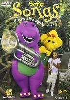 Barney - Songs From The Park