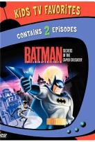 Batman: The Animated Series - Secrets of the Caped Crusader # 1