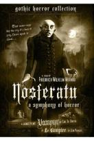 Gothic Horror Collection, Vol. 1 - Nosferatu/Vampyr