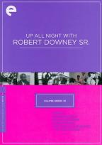 Up All Night with Robert Downey Sr.