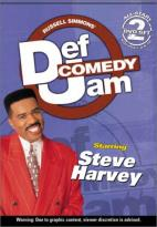 Def Comedy Jam - Best of Steve Harvey DVD 2-Pack
