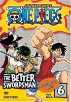 One Piece - Vol. 6: The Better Swordsman