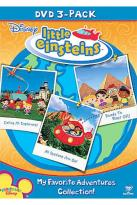 Disney's Little Einsteins - 3 Pack