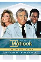 Matlock - The Complete Second Season