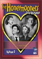 Honeymooners - The Lost Episodes: Vol. 3