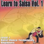 Learn To Dance Salsa - Vol. 1 Salsa Dancing Guide For Beginners