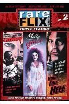 Rareflix Triple Feature Vol. 2: Molly and the Ghost/Run Like Hell/Killer Likes Candy