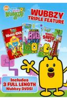 Wow! Wow! Wubbzy!: Wubb Idol/Wubbzy's Big Movie/Wubbzy Saves the Day