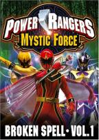 Power Rangers Mystic Force: Broken Spell - Vol. 1
