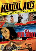Martial Arts Triple Feature (7 Grand Masters/Red Wolf/The New Big Boss)