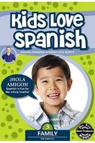 Kids Love Spanish, Vol. 3: Family