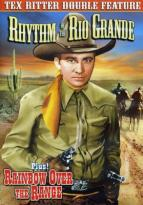 Tex Ritter Double Feature - Rhythm Of The Rio Grand