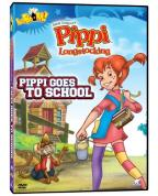 Pippi Longstocking: Pippi Goes to School