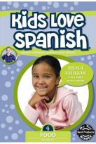 Kids Love Spanish, Vol. 4: Food