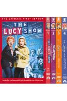 Lucy Show: Four Season Pack