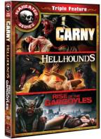 Maneater Series: Carny/Hell Hounds/Rise of the Gargoyles