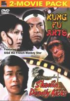Kung Fu Arts Show/Shaolin Deadly Kicks