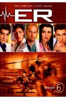 ER - The Complete Sixth Season