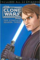 Star Wars: The Clone Wars - The Complete Third Season