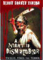 Blood Soaked Cinema - A Night to Dismember