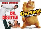 Dr. Dolittle/Garfield: The Movie