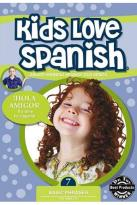 Kids Love Spanish, Vol. 7: Basic Phrases