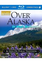 Travel Adventure Nature: Over Alaska