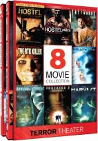 Terror Theater: 8 Movie Collection