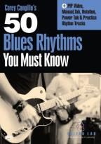 Corey Congilio's 50 Blues Rhythms You Must Know
