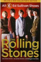 All 6 Ed Sullivan Shows: The Rolling Stones