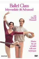 Ballet Class For Intermediate-Advanced