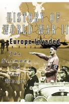History Of World War II - Europe Invaded