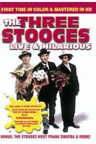 Three Stooges - Live & Hilarious