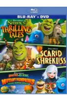 Shrek's Spooky Stories