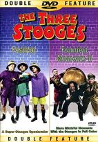 Three Stooges Double Feature - Festival/ Funniest Moments II