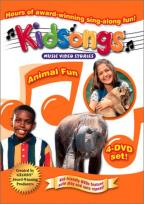 Kidsongs - Animal Fun Box Set