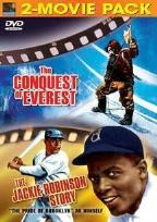 Conquest Of Everest/The Jackie Robinson Story