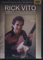 Rick Vito - Complete Guide to Slide Guitar