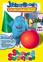 Jibberboosh - Vol. 2: Shapes & Surprises