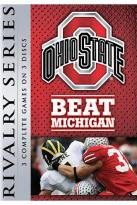 NCAA Rivalry Series - Osu Over Michigan