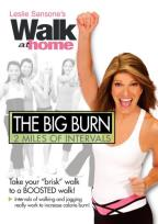 Leslie Sansone: Walk At Home: The Big Burn - 2 Miles Of Intervals