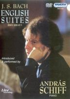 J.S. Bach: English Suites - Andras Schiff