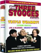 Three Stooges - Triple Whammy! 3-Pack