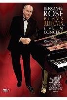 Jerome Rose - Plays Beethoven Live in Concert
