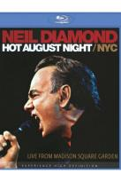 Neil Diamond: Hot August Night/NYC