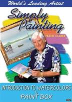 Simply Painting Series: Introduction to Watercolors & Paint Box