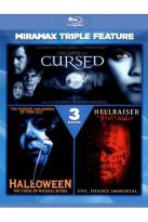 Wes Craven's Cursed/Halloween: The Curse of Michael Myers/Hellraiser: Hellseeker