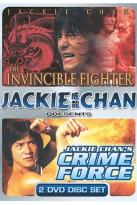 Jackie Chan - Jackie Chan Double Feature - The Invincible Fighter/Crime Force