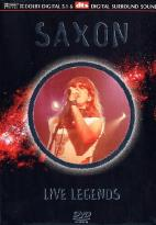 Saxon - Live Legends