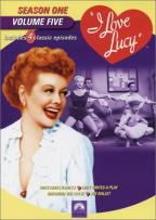 I Love Lucy - Season 1: Vol. 5